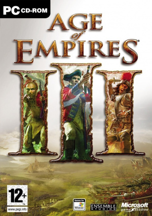 Age of Empires III sur PC