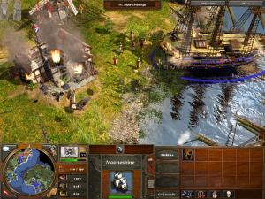 La finale de Age Of Empires 3 sur les Champs Elysées