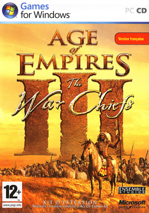 Age of Empires III : The WarChiefs sur PC