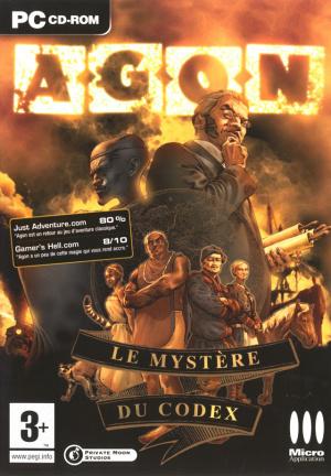 Agon : Le Mystère du Codex sur PC