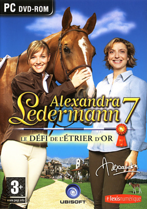 Alexandra Ledermann 7 : Le Défi de l'Etrier d'Or sur PC