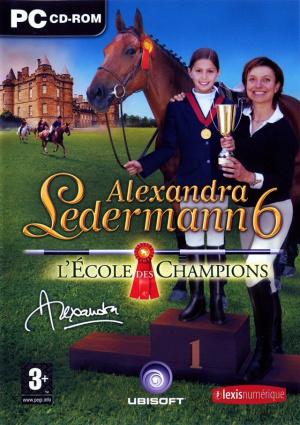 Alexandra Ledermann 6 : L'Ecole des Champions sur PC