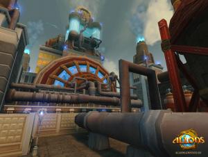 Le MMO Allods Online annoncé