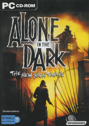 Alone in the Dark : The New Nightmare sur PC