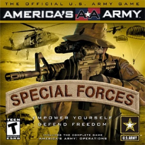 America's Army sur PC