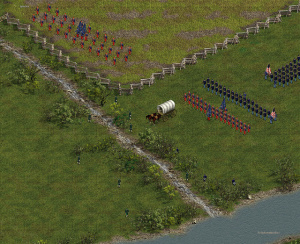 E3 : American Conquest : Divided Nation