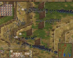 American Conquest : Divided Nation illustré