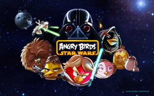 Angry Birds Star Wars arrive sur Facebook