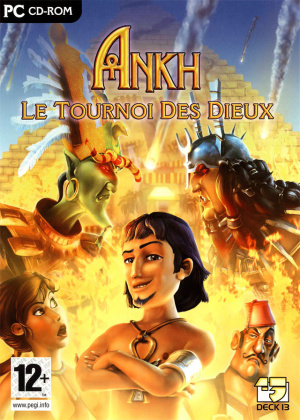 Ankh : Le Tournoi des Dieux