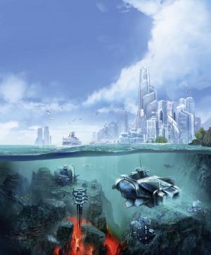 Une date de sortie pour Anno 2070 : En Eaux Profondes