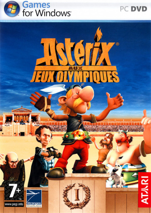 Astérix aux Jeux Olympiques sur PC