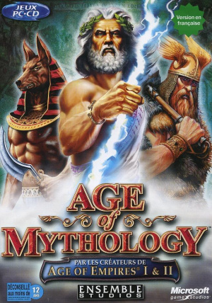 Age of Mythology sur PC