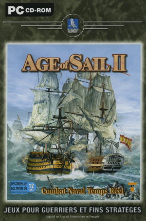 Age of Sail II sur PC