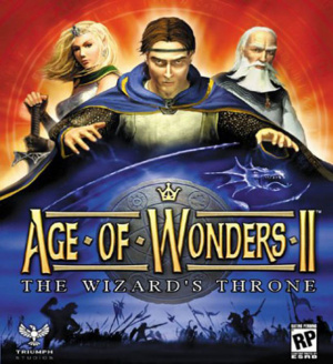 Age of Wonders II : The Wizard's Throne