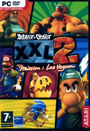 Astérix & Obélix XXL 2 : Mission Las Vegum sur PC