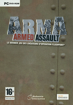 ArmA : Armed Assault sur PC