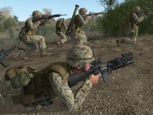 Une importante mise à jour pour ArmA : Armed Assault