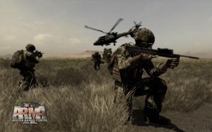 Un DLC pour ArmA II : Operation Arrowhead