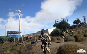 ArmA III : L'île principale change de nom