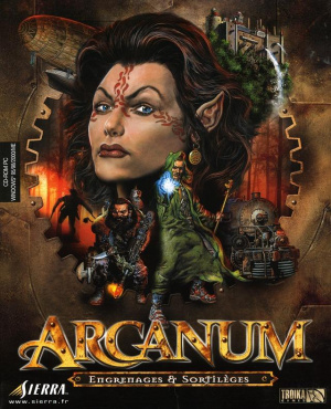 Arcanum : Engrenages & Sortilèges sur PC