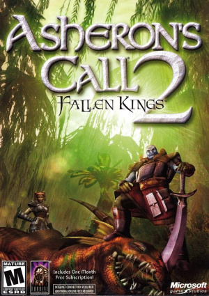 Asheron's Call 2 : Fallen Kings sur PC