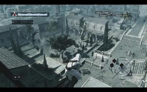 Assassin's Creed : Une grande liberté d'action