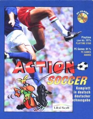 Action Soccer sur PC