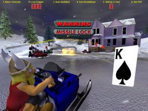 Poker + motoneige = Arctic Stud Poker Run
