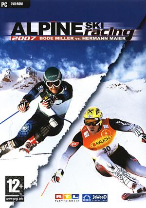alpine ski racing 2007 sur pc. Black Bedroom Furniture Sets. Home Design Ideas