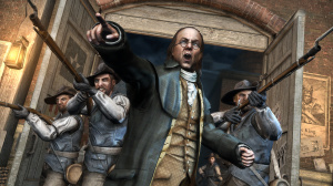 Assassin's Creed 3 : La deuxième partie de la Tyrannie du Roi Washington se lance en images