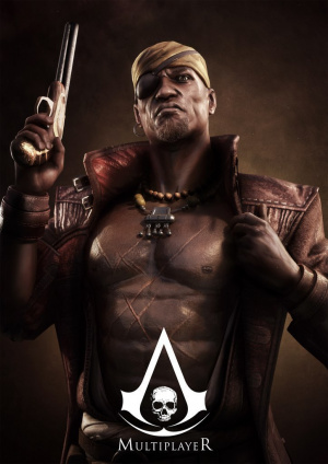 E3 2013 : Images du multi d'Assassin's Creed IV