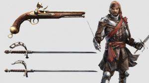 Assassin's Creed IV : Le Pack Pirates illustres est disponible