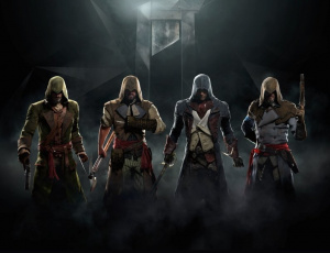 Assassin's Creed Unity : Pas d'assassins féminins