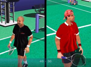 Agassi Tennis Generation 2002