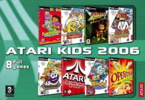 Atari Kids sur PC