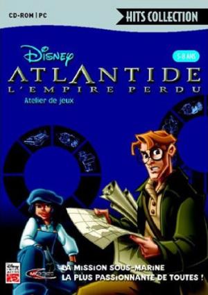 Atlantide : L'Empire Perdu : Atelier de Jeux sur PC