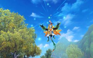 Aura Kingdom dévoile ses Eidolons
