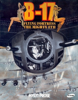 B17 Flying Fortress : The Mighty Eight sur PC