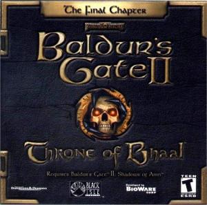 Baldur's Gate II : Throne of Bhaal sur PC
