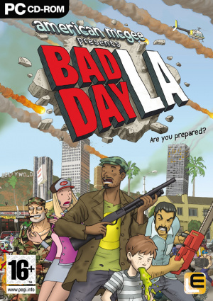 Bad Day L.A. sur PC