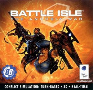 Battle Isle : The Andosia War sur PC