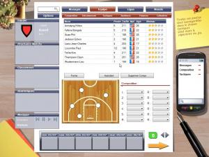 Basketball Pro Management 2012
