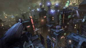 Batman Arkham City : Une date définitive sur PC