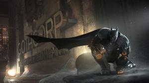 Le plein de visuels pour Batman - Froid, Froid Coeur