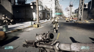 Battlefield 3 - E3 2011