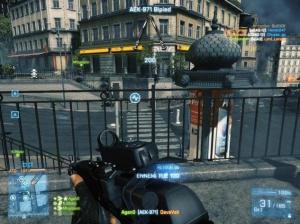 Guide des cartes multijoueurs : Traversée de la Seine