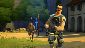 De la capture de drapeau dans Battlefield Play4Free