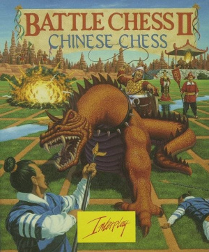 Battle Chess II : Chiness Chess sur PC