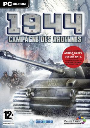 1944 : Campagne des Ardennes sur PC