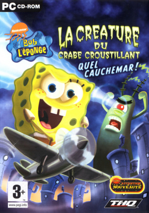 Bob l'Eponge : La Créature du Crabe Croustillant